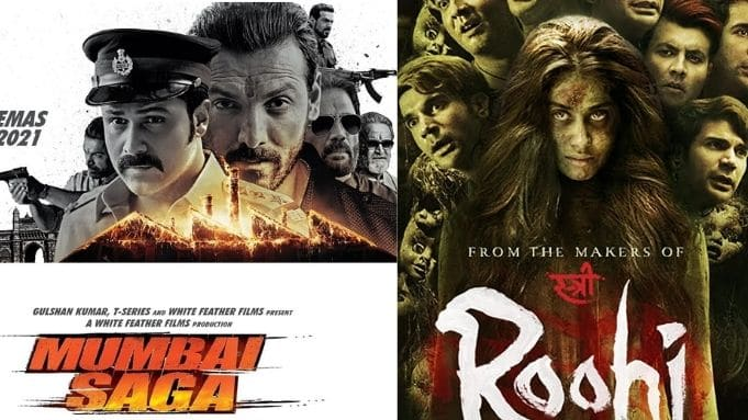 2021 Bollywood Movies in March and February